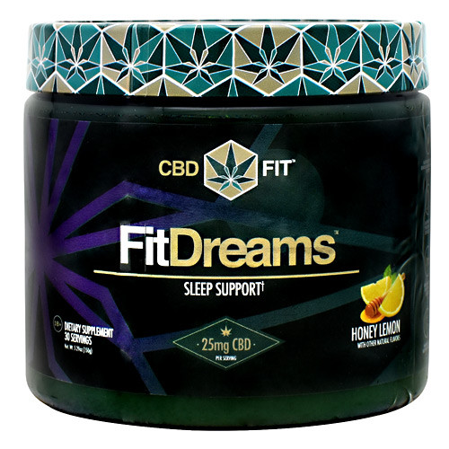 Fit Dreams, Honey Lemon, 30 Servings (5.29 oz)