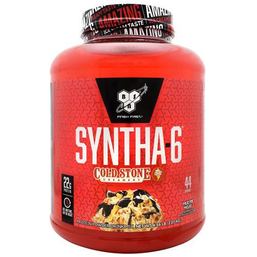 Syntha-6, Mud Pie Mojo, 44 Servings (4.56 lb)