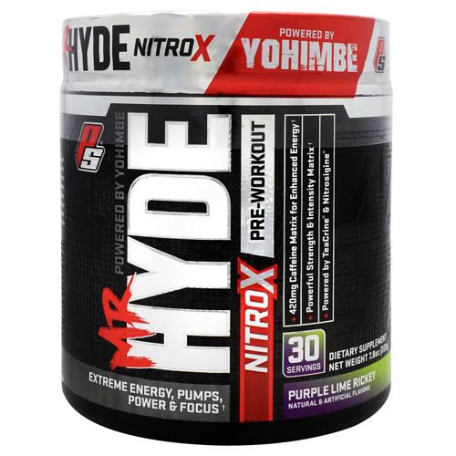 Mr. Hyde Nitro X Purple Lme 30