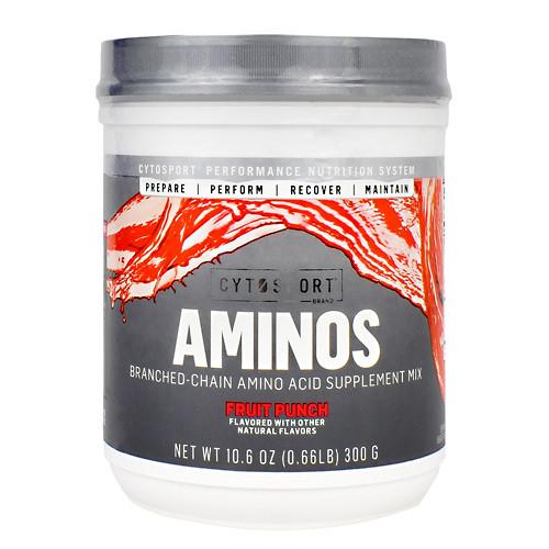 Aminos, Fruit Punch, 25 Servings