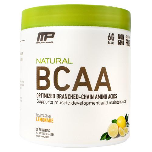 Natural Bcaa Lemonade 30/serv