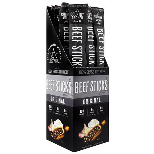 Beef Sticks, Original, 18 (1 oz) Sticks
