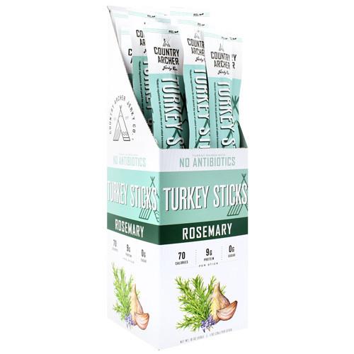Turkey Sticks, Rosemary, 18 (1 oz) Sticks