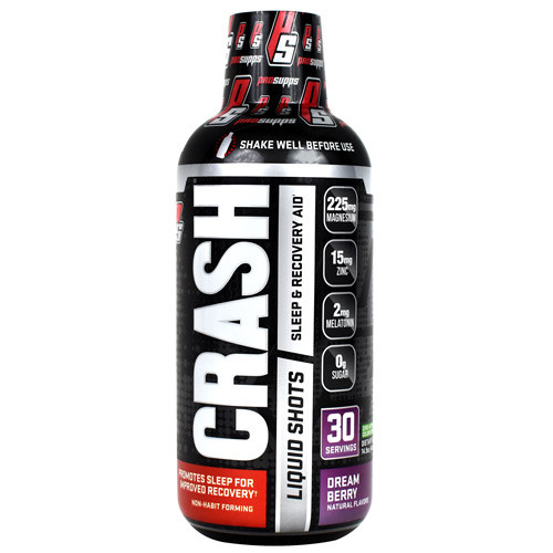 Crash Liquid Dream Bry 30/serv