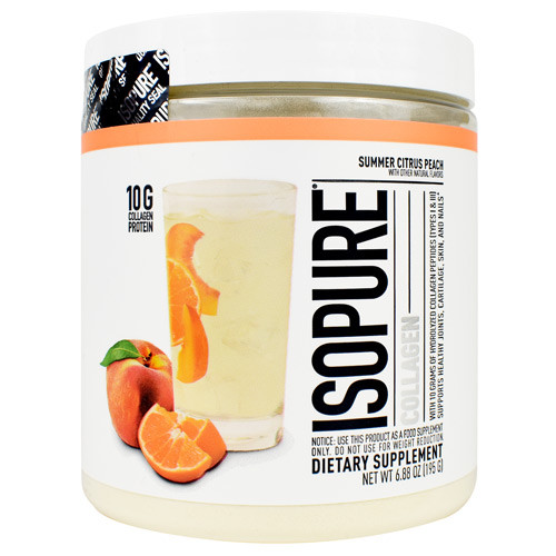 Collagen, Summer Citrus Peach, 15 Servings