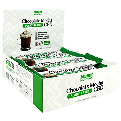 Cbd Bar Chocolate Mocha 12/box