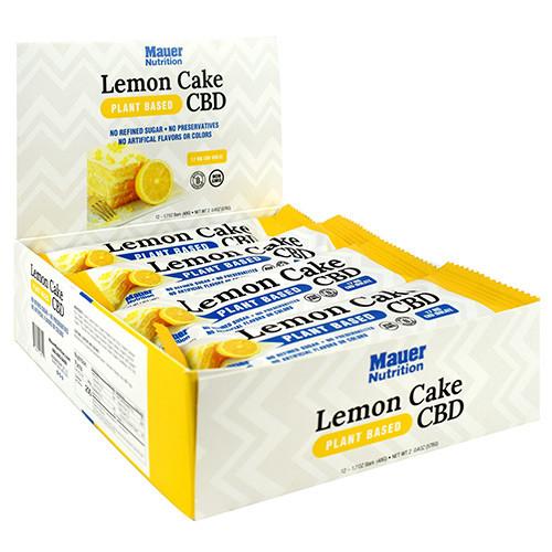 Cbd Bar Lemon Cake 12/box
