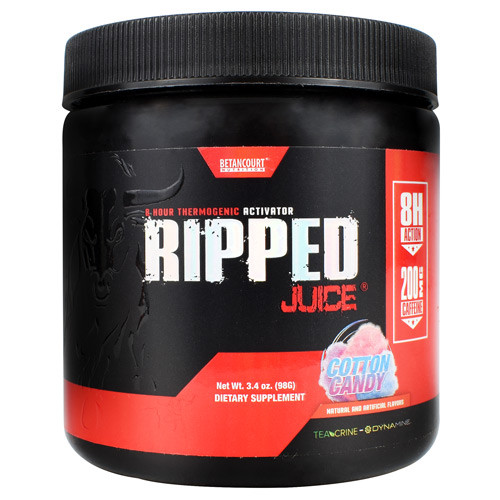 Ripped Juice, Cotton Candy, 30 Servings (3.4 oz)