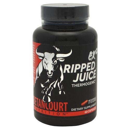 Ripped Juice Ex2, 60 Capsules, 60 Capsules