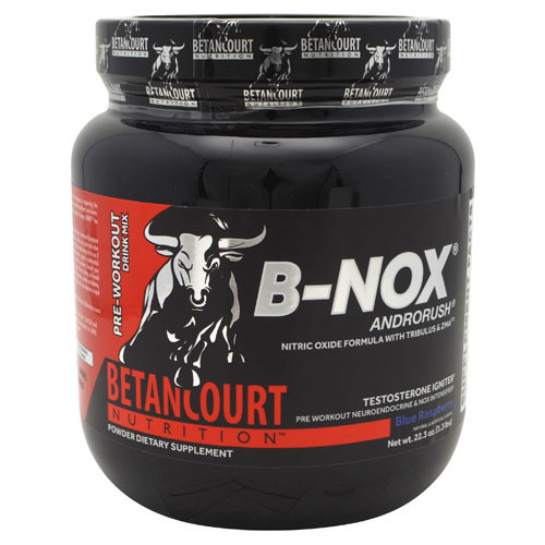 B-nox, Blue Raspberry, 35 Servings