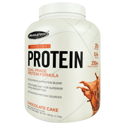 Protein, Chocolate Cake, 3.80 lb