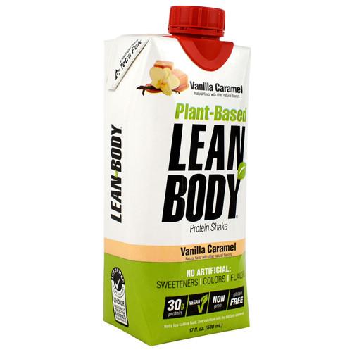 Lean Body Plant Rtd Van 17o12