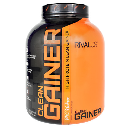 Clean Gainer, Chocolate Peanut Butter, 5 LBS.