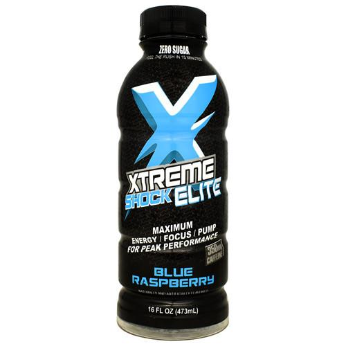 Xtreme Shock Elite Rasp 16oz12