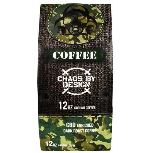 Coffee, Dark Roast, 12 oz - EU1750005