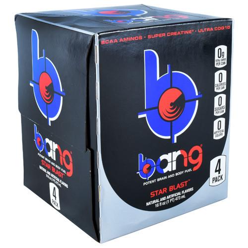 Bang Rtd Star Blast 6-4/pack