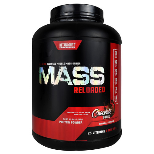 Mass Reloaded Chocolate 6lb