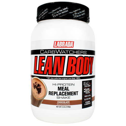 Lean Body Carb Watch Chc 2.5lb