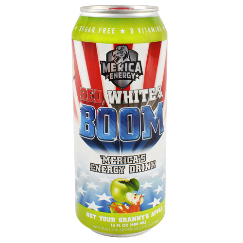 Red, White & Boom, Not Your Granny's Apple, 12 (16 FL OZ.) Cans