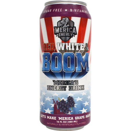 Red,white,& Boom Grape 16o12