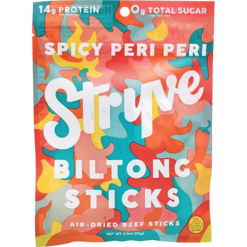 Biltong Sticks Peri-peri 2.5oz