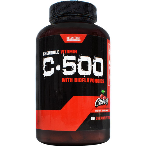Chewable Vitamin C-500, 90 Chewable Tablets, 90 Chewable Tablets