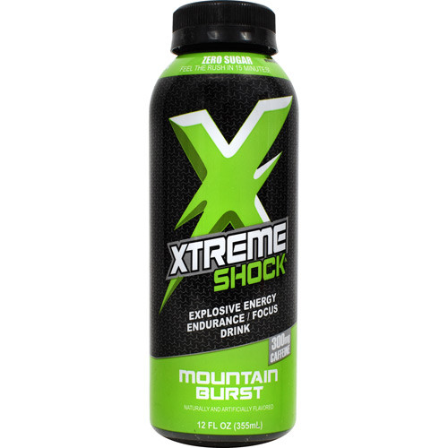 Xtreme Shock Mtn Burst 12oz12/