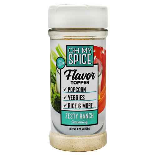 Flavor Topper, Zesty Ranch, 4.25 oz (120 g)