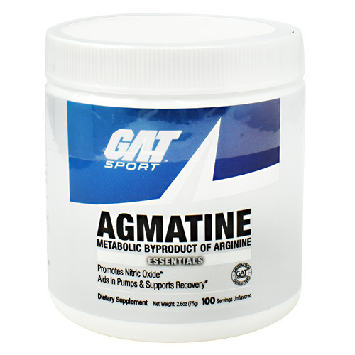 Agmatine, Unflavored , 100 Servings