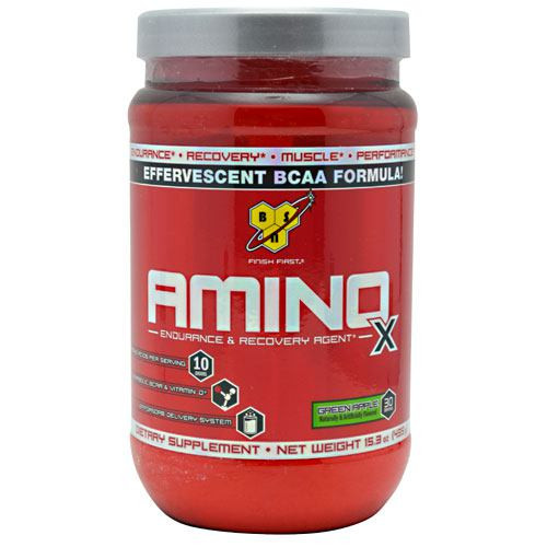 Amino X, Green Apple, 30 Servings