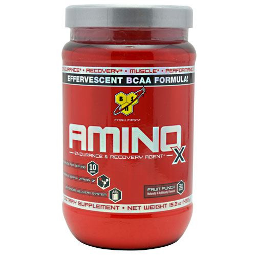 Amino X, Fruit Punch, 30 Servings