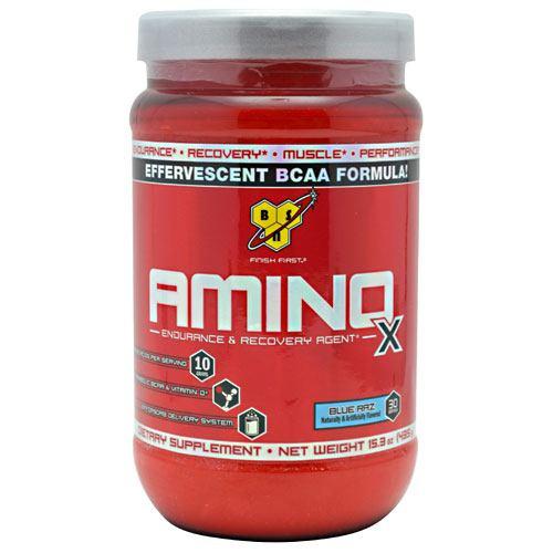 Amino X, Blue Raz, 30 Servings