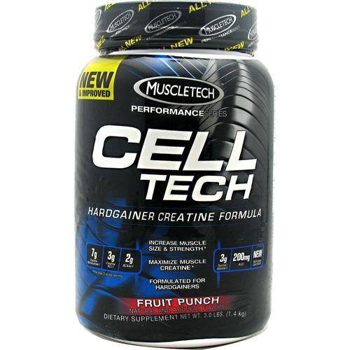 Cell-tech, Fruit Punch, 3.0 lb (1.4 kg)