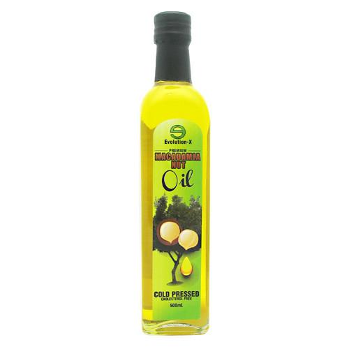 Premium Macadamia Nut Oil, 500ml, 500 mL