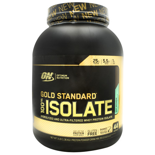 100% Isolate, Mint Brownie, 44 servings