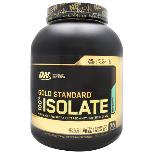 100% Isolate, Mint Brownie, 76 servings