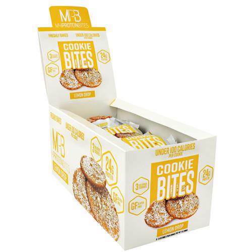 Cookie Bites, Lemon Drop, 8 (3 pack) Cookies