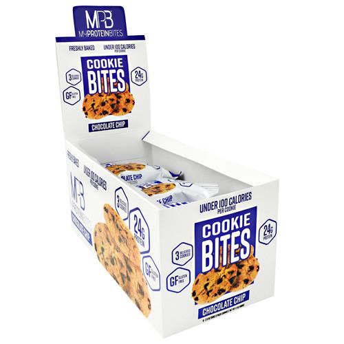 Cookie Bites, Chocolate Chip, 8 (3 pack) Cookies