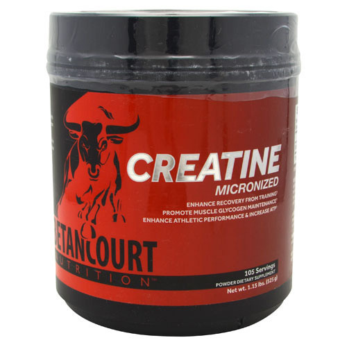 Creatine Micronized, 525 Grams, 525 Grams