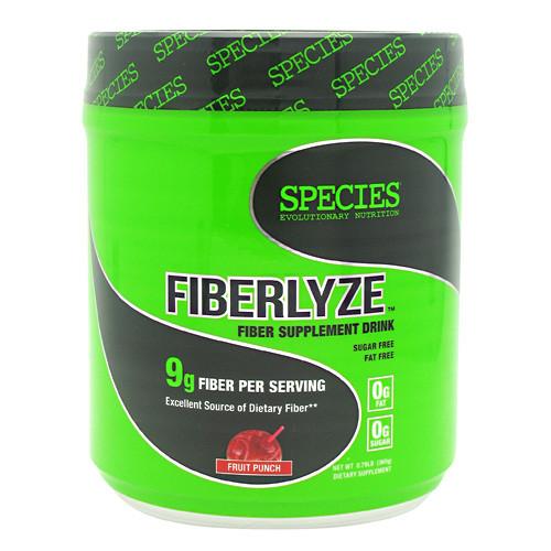 Fiberlyze, Fruit Punch, 30 Servings