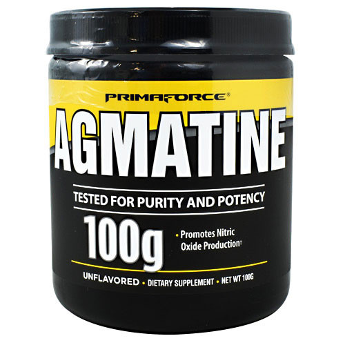 Agmatine, Unflavored, 133 Servings (100g)