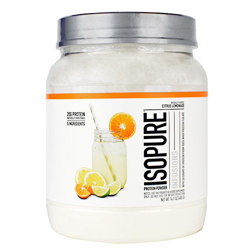 Isopure Infusions, Citrus Lemonade, 16 Servings (14.1 oz.)