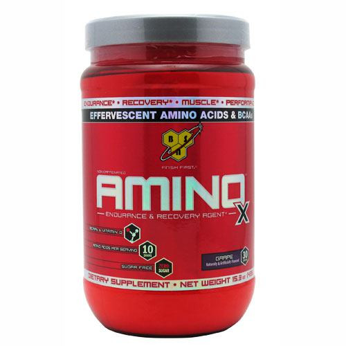 Amino X, Grape, 30 Servings