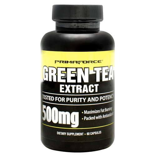 Green Tea Extract, 60 Capsules, 60 Capsules