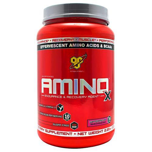 Amino X, Watermelon, 70 Servings (2.24 lb)