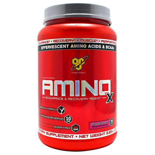 Amino X, Watermelon, 70 Servings (2.24 lb)