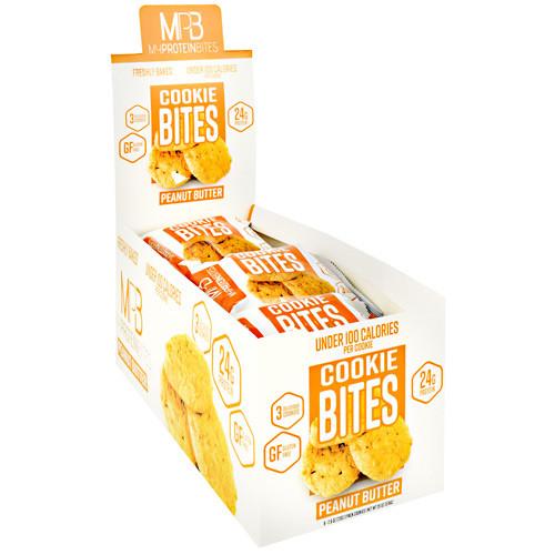 Cookie Bites, Peanut Butter, 8 (3 pack) Cookies