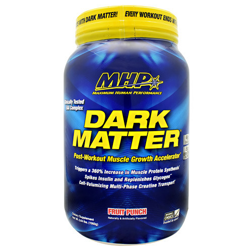 Dark Matter,fruit Punch, 20 Servings (3.44 lb)