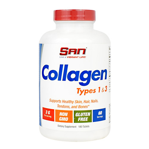 Collagen Types 1 & 3, 180 Tablets