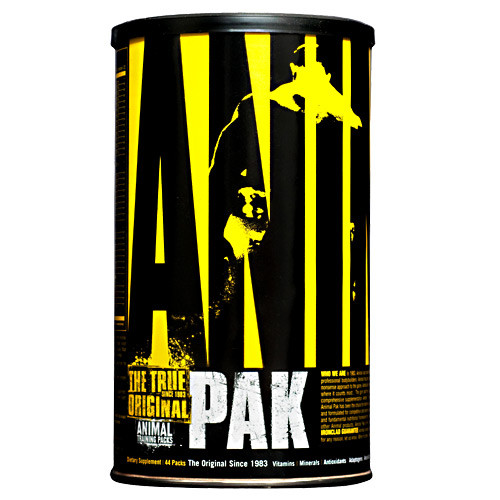 Animal Pak, 44 Packs, 44 packs